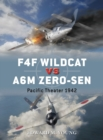 F4F Wildcat vs A6M Zero-sen : Pacific Theater 1942 - Book