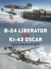 B-24 Liberator vs Ki-43 Oscar : China and Burma 1943 - eBook
