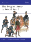 The Belgian Army in World War I - eBook