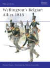 Wellington's Belgian Allies 1815 - eBook