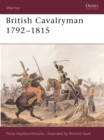 British Cavalryman 1792 1815 - eBook