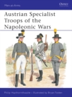 Austrian Specialist Troops of the Napoleonic Wars - eBook