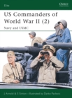 US Commanders of World War II (2) : Navy and USMC - eBook