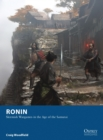 Ronin : Skirmish Wargames in the Age of the Samurai - Book