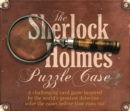 The Sherlock Holmes Puzzle Case : A card game inspired by the world's greatest detective - Book