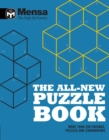 Mensa: The All-New Puzzle Book : More Than 200 Mensa-Derived Enigmas, Conundrums and Puzzles - Book