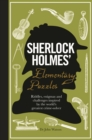 Sherlock Holmes' Elementary Puzzles - Book