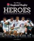The Official England Rugby Heroes - Book