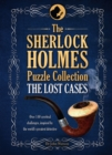 The Sherlock Holmes Puzzle Collection: The Lost Cases - Book