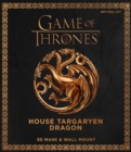 Game of Thrones Mask: House Targaryen Dragon - Book