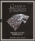 Game of Thrones Mask: House Stark Direwolf - Book