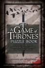 A Game of Thrones Puzzle Book - Book
