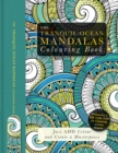 The Tranquil Ocean Mandalas Colouring Book - Book