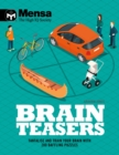 Mensa: Brain Teasers - Book