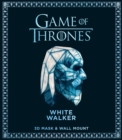 Game of Thrones Mask: White Walker - Book