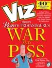 Viz 40th Anniversary Profanisaurus: War and Piss - Book