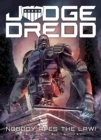 Judge Dredd: Nobody Apes The Law - Book