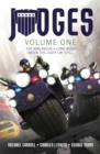 JUDGES Volume One : The Avalanche, Lone Wolf & When the Light Lay Still - Book