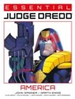 Essential Judge Dredd: America - Book