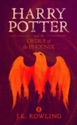 Harry Potter and the Order of the Phoenix - eBook