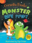 The Monster From The Blue Planet - Book