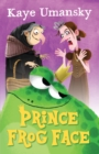 Prince Frog Face - Book