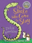 The Snake Who Came to Stay - Book