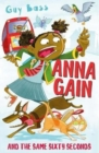 Anna Gain and the Same Sixty Seconds - Book