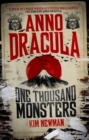 Anno Dracula - One Thousand Monsters - Book