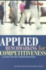Applied Benchmarking for Competitiveness : A Guide for SME Owner/Managers - eBook