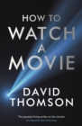 How to Watch a Movie - Book