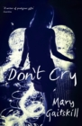 Don't Cry - Book