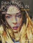 Painting Portraits in Acrylics - eBook