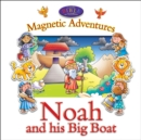 Magnetic Adventures - Noah and his Big Boat - Book