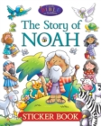 The Story of Noah Sticker Book - Book