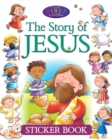 The Story of Jesus Sticker Book - Book