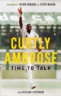 Sir Curtly Ambrose : Time to Talk - Book