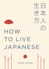 How to Live Japanese - Book