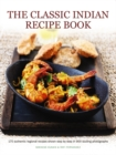 Classic Indian Recipe Book - Book