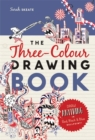 The Three-Colour Drawing Book : Draw anything with red, blue and black ballpoint pens - Book
