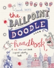 The Ballpoint Doodle Handbook : A red, blue and black inspired activity book - Book