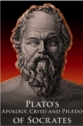 Apology, Crito and Phaedo of Socrates - eBook