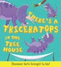 What If a Dinosaur: There's a Triceratops in the Tree House - Book