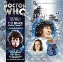 The Dalek Contract - Book
