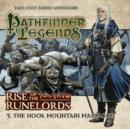 Rise of the Runelords: The Hook Mountain Massacre - Book