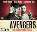The Avengers - The Lost Episodes - Book