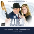 The Avengers : Steed & Mrs Peel: The Comic Strip Adaptations Volume 1 - Book