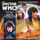 The Fourth Doctor Adventures 5.1: Wave of Destruction - Book