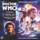Doctor Who Main Range : Vortex Ice / Cortex Fire 225 - Book