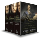 The Romanovs - Box Set : Peter the Great, Catherine the Great, Nicholas and Alexandra: The story of the Romanovs - eBook